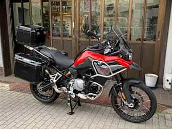 Ninjatours Japan motorcycle tours BMW F850 GS Premium Line ABS