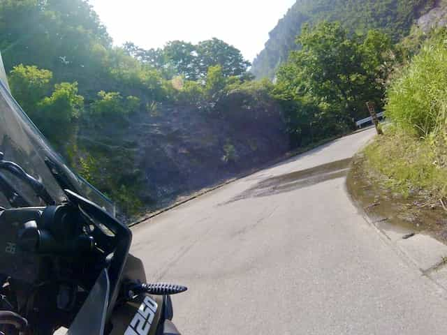 japan motorcycle tour ninjatours aizu uonuma onsen mountain