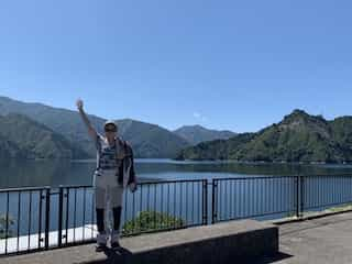 Japan motorcycle tour ninjatours inawashiro matsunoyama lakeside