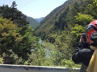 Japan motorcycle tour ninjatours takayama matsumoto mountain valley