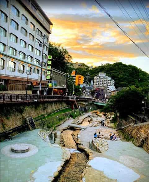 Japan Motorcycle tour ninjatours Matsumoto Arima Onsen hot springs
