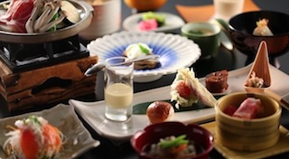 japan motorcycle tours ninjatours mt fuji kiso traditional dinner