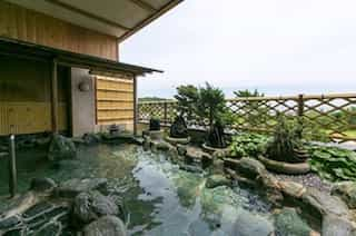 japan motorcycle tour ninjatours nishi izu toba hotel ryokan onsen hot springs bath