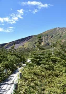 Japan motorcycle tour Kiso Hirayu mysterious road into mountains