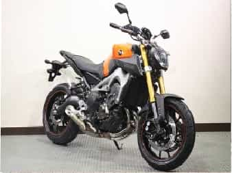 Ninjatours Japan motorcycle tours Yamaha MT-09 ABS