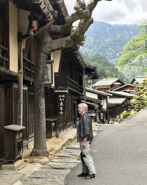 japan motorcycle tours ninjatours mt fuji kiso traditional houses